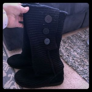 Classic Cardy Ugg boots
